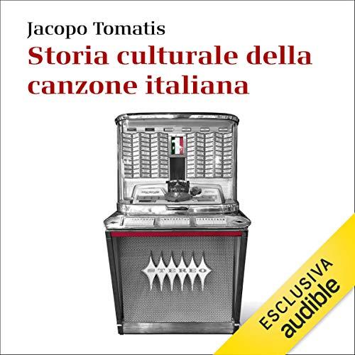 Storia culturale della canzone italiana copertina