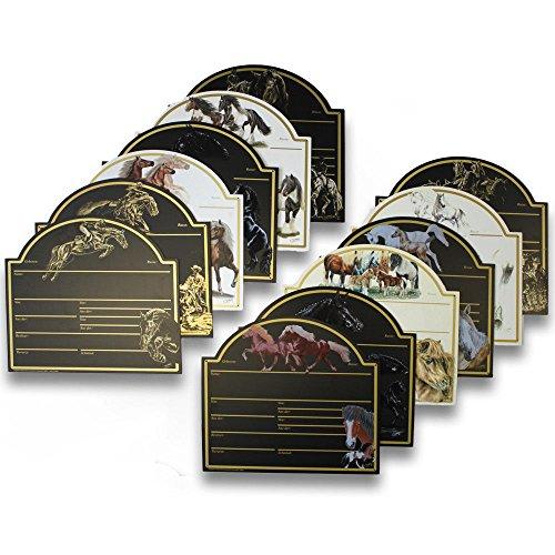 HSK 30 x stalbord paarden box borden stuk slechts 1,89 Netto restanten troedler - 125015/2