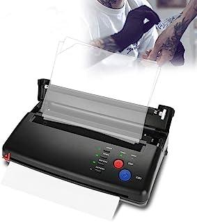 Filfeel Impresora térmica de transferencia de tatuaje y