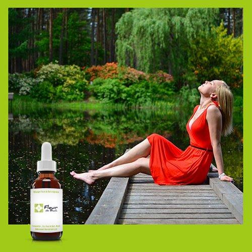 Flor de Bach Relax - aconsejada para calmar a las personas que no pueden relajarse, permite dejar paso a la serenidad. 30 ML