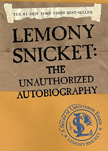SUE # LEMONY SNICKET THE UNA (A Series of Unfortunate Events)