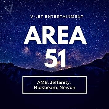 Area 51 (feat. AMB, Jeffanity, NickBeam & Newch)
