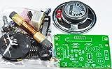 AM Radio Circuit using IC MK484 Unassembed kit 4.5-9VDC