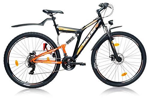 tretwerk DIREKT gute Räder Leader Chicago Street Disc 28 Zoll ATB, Jungen-Herren-Fahrrad - 2