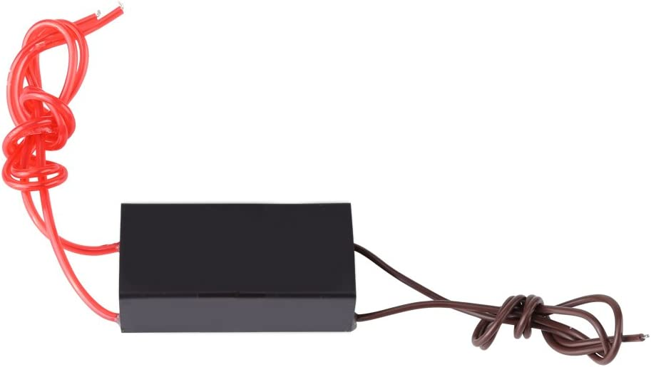 Generador de alta tensión, 12 V CC, generador de pulso de alta tensión, 60 KV, módulo de bobina de encendido súper arco