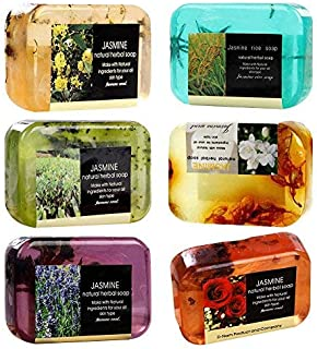 natural Jabón–Jabón de hierbas con Romero,