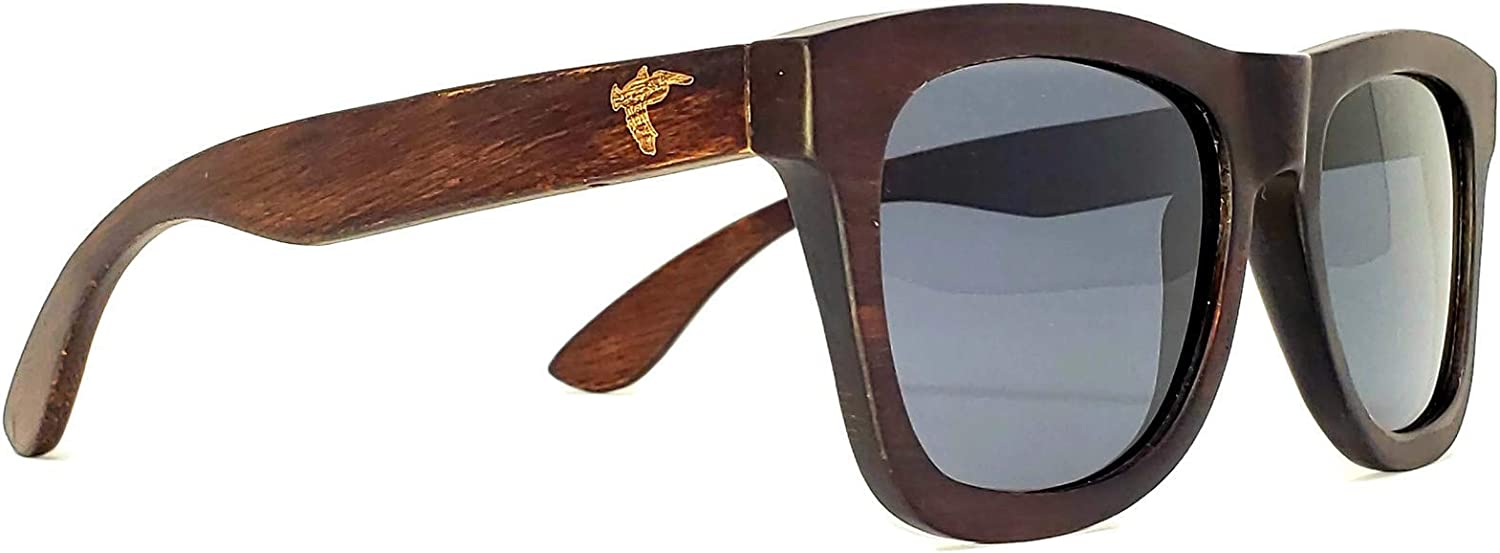 Popular shop is the lowest price challenge Wood Sunglasses Polarized Lenses Wooden 100% Frame Max 77% OFF Vintage