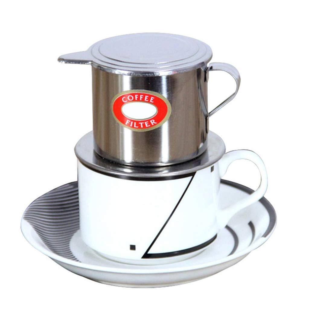 P Prettyia 1 Pieza Filtro de Café Vietnamita Piezas de Repuestos ...