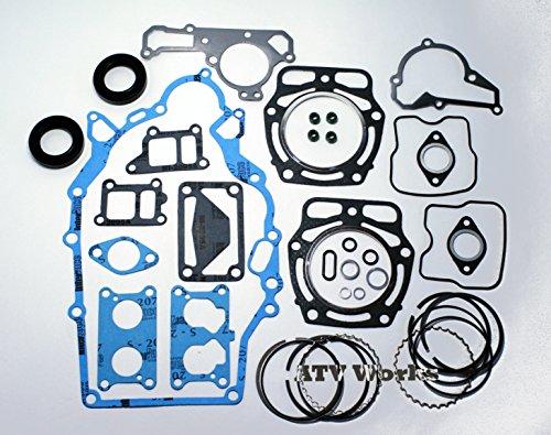 Kawasaki Mule KAF620 Engine Rebuild Kit w/ Rings