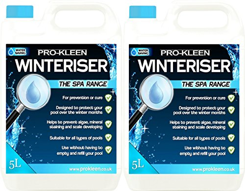 Pro-Kleen Swimming Pool Algaecide Winteriser Chemical (10 Litres)