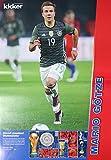 1x Einzelposter Mario Götze Star-Poster Deutsche
