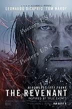 Best movie poster the revenant Reviews