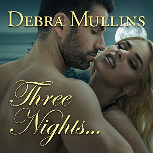 Three Nights audiobook cover art