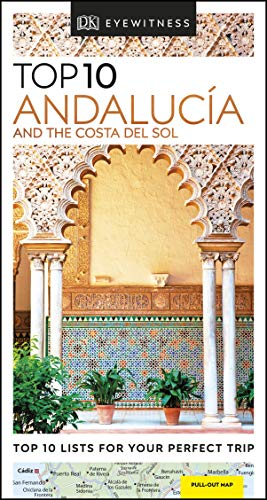 Top 10. Andalucia And The Costa Del Sol (DK Eyewitness Travel Guide) [Idioma Inglés] (Pocket Travel Guide)