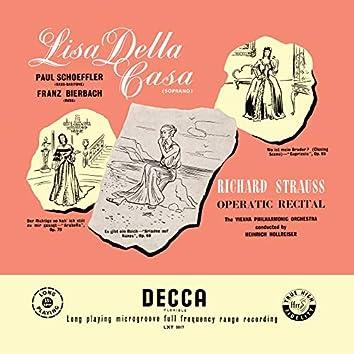 Richard Strauss: Arabella; Capriccio; Ariadne auf Naxos – Excerpts (Opera Gala – Volume 11)