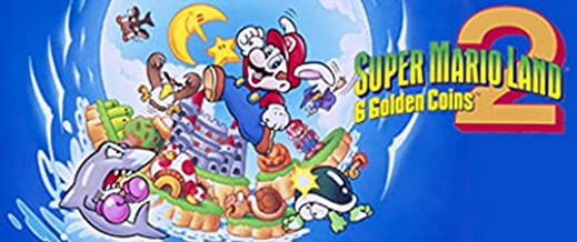 Super Mario Land 2: 6 Golden Coins - 3DS [Digital Code]