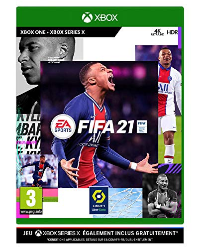 FIFA 21 - Xbox One - Version Xbox Series X incluse [Edizione: Francia]