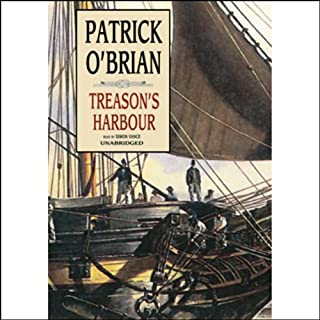 Treason's Harbour audiobook cover art