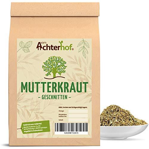 Mutterkraut Tee getrocknet geschnitten| 100g | ohne Zusätze | vom Achterhof