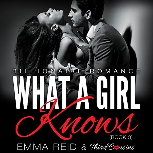 What a Girl Knows audiobook cover art