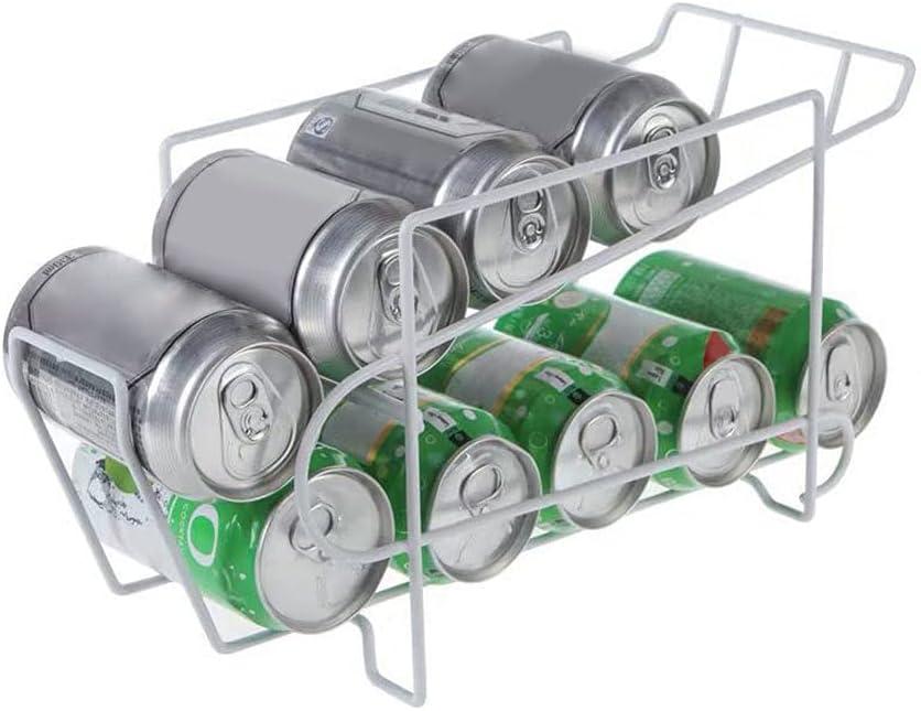 Very popular Beverage Can Storage Rack Dispenser 2 Sales results No. 1 Tier Pop Refrigerator