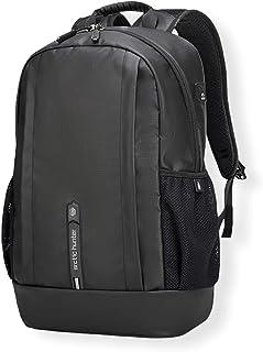 15.6 Inch Laptop Backpack, Multifunction, Backpack for Outdoor Climbing Activities, Water Resistant School Bag - black-Col...