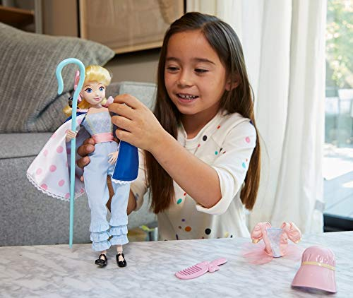 The Bo Peep Action Doll is one of the best gifts for 3-year-old girls