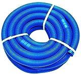 well2wellness 9m Blauer Schwimmbadschlauch Poolschlauch...