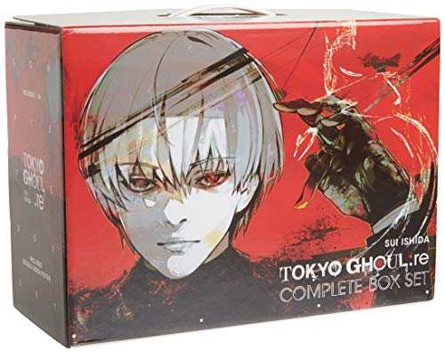Tokyo Ghoul:re Complete Box Set: Includes vols. 1-16 with premium