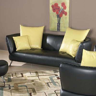 Palo Alto Bonded Leather Sofa