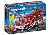 Playmobil Fourgon d'intervention des Pompiers, 9464