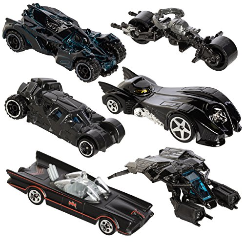 MATTEL Hot Wheels DFK69 – DC Batman 1: 64 Limited Basic Car [Modelos surtidos]