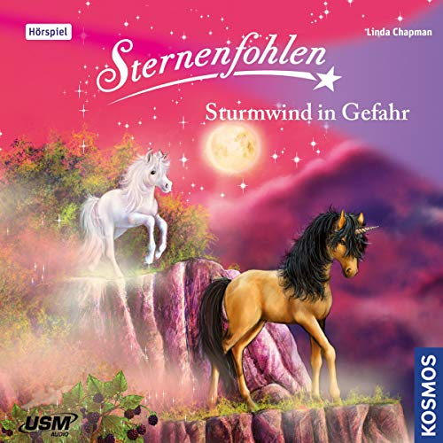 Sturmwind in Gefahr     Sternenfohlen Folge 15              By:                                                                                                                                 Linda Chapman                               Narrated by:                                                                                                                                 Johannes Steck,                                                                                        Sabine Menne,                                                                                        Leslie-Vanessa Lill,                   and others                 Length: 46 mins     Not rated yet     Overall 0.0