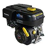 Wiltec Motore a Benzina LIFAN 168 4,8 kW 6,5 PS 19,05 mm 196 CCM con avviamento Manuale