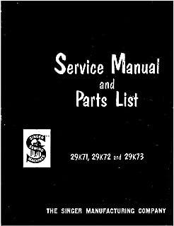 Best singer 29k71 manual Reviews