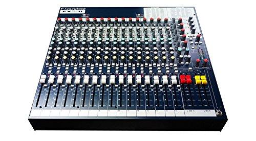 Soundcraft FX16II - Fx16 ii mesa directo 16 entradas fx-16ii