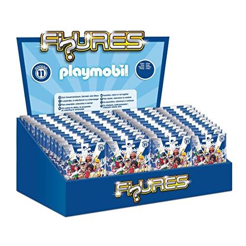 Playmobil 9146 Figures Serie 11 Boys 48 Stück