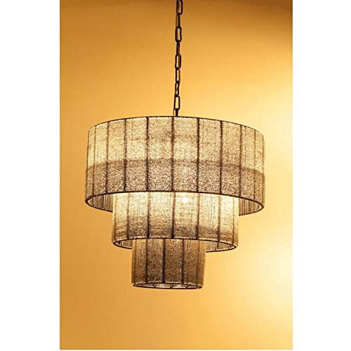 Kare Design 37841 Glamour Steps Suspension Diamètre 50 cm