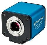 Bresser MicroCam Pro - Microscopio automático HDMI (Full HD, con ratón USB, función Wi-Fi, resolución de 1920 x 1080 píxeles, Sensor Sony CMOS, Software Profesional)