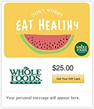 Whole Foods Market Gift Card - Email Delivery
