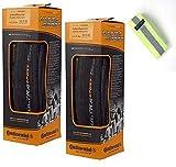 Bike A Mile Continental Ultra Sport II Road Bike Tires Folding Bike...