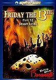 13日の金曜日 PART6 ジェイソンは生きていた![DVD]