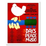 Music Festival Concert Woodstock Ny Peace Dove Love Legend