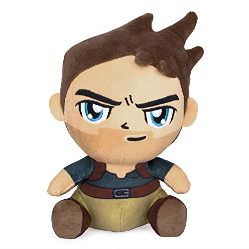 Close Up Uncharted 4 Nathan Drake Stubbins Plüschfigur