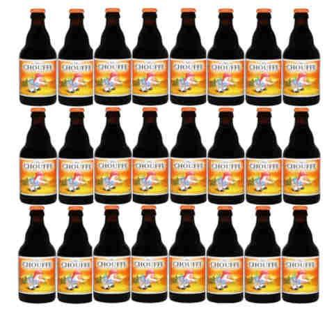 Cerveza Mc Chouffe 33cl x 24 botellas