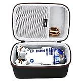 LTGEM EVA Hard Case for Sphero R2-D2 / R2-Q5 App-Enabled Droid - Travel Protective Carrying Storage Bag