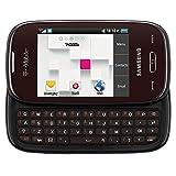 Samsung Gravity Q T289 Slider Cell Phone (T-Mobile) Brown