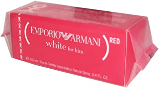 Best emporio armani red white Reviews