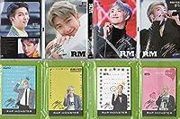 BTS 防弾少年団 バンタン RM(ラップモンスター) 4連メモ帳 C 韓国 ap03