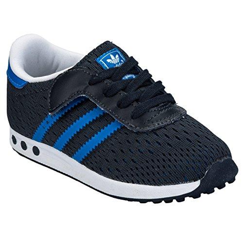 Adidas La Trainer Em Cf I - legink/blubir/cblack, Größe:19